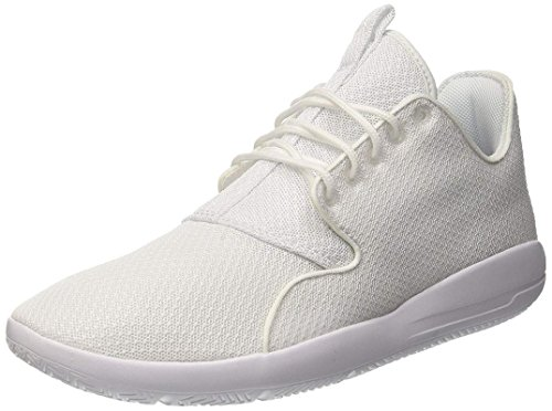 Nike Mens Jordan Eclipse Running Shoe  White/White 8.5 (Ladies Tennis Shoes Jordans)