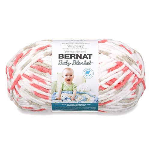 Bernat Baby Blanket Big Ball Flowerpot ()