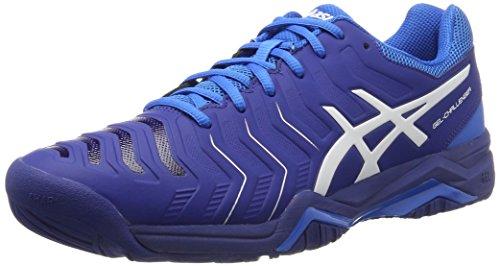 Chaussures Asics White Directoire Challenger 11 Homme Blue Gel Violet de Tennis Limoges wxgCxRqU