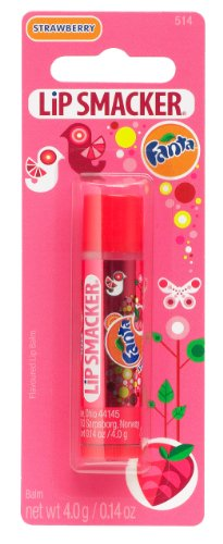Strawberry Flavoured Lip Balm