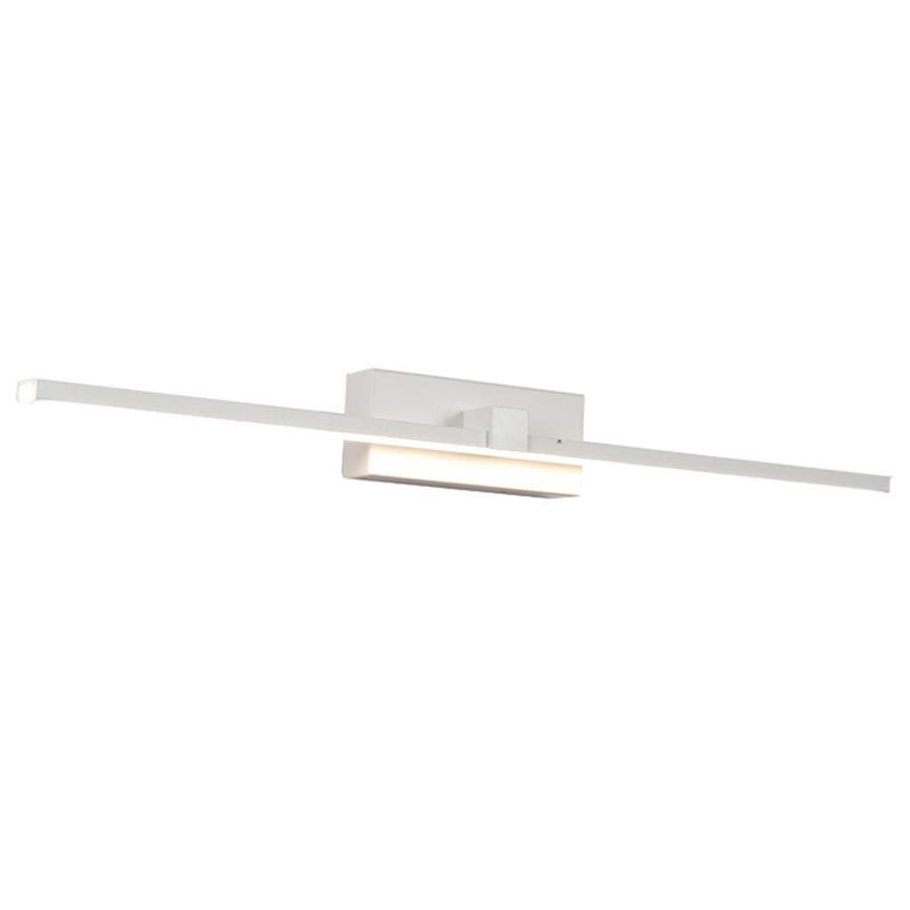 badezimmerlampe LED-Spiegel-Scheinwerfer, modernes Badezimmer-Schminkspiegel-Kabinett-Make-uplampen Schminklicht (Farbe   weißes Licht-16w 80cm)