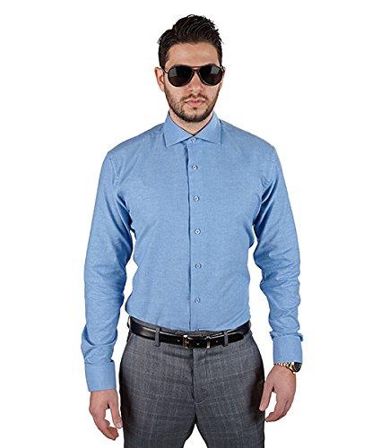 dress shirts tailored fit - 4