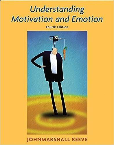 Amazon Com Understanding Motivation And Emotion 9780471456193 Reeve Johnmarshall Books