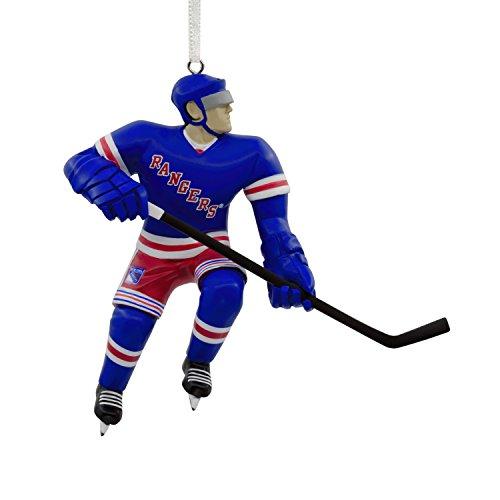 Hallmark Christmas Ornament NHL New York Rangers, New York Rangers, New York ()