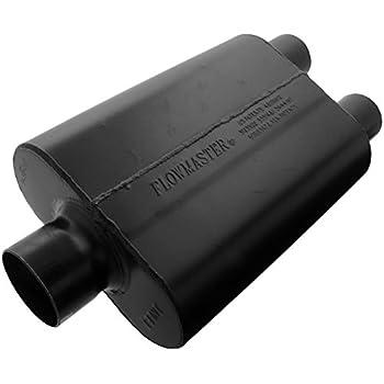 """Flowmaster 53070 70 Series Big Block Muffler 3/"""" Center Inlet//Center Outlet"""