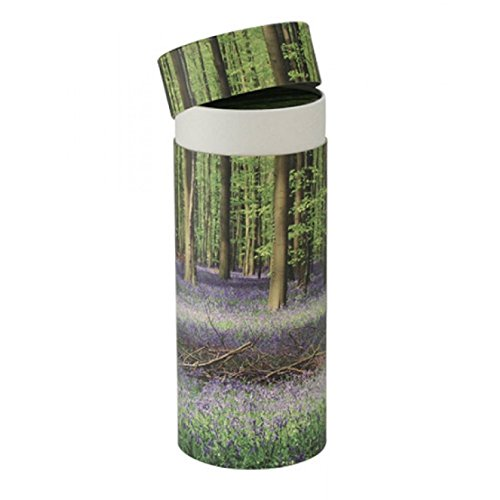 Memorials4u Back-to-Nature Scattering Tube, Biodegradable Cremation Urn to Scatter Ashes – Affordable Urn for Ashes – Eco friendly Urn – Scatter Tube Cremation Urn Deal – Adult Size 14 inch Tall