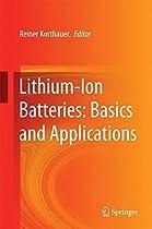 [F.R.E.E] Lithium-Ion Batteries: Basics and Applications [K.I.N.D.L.E]