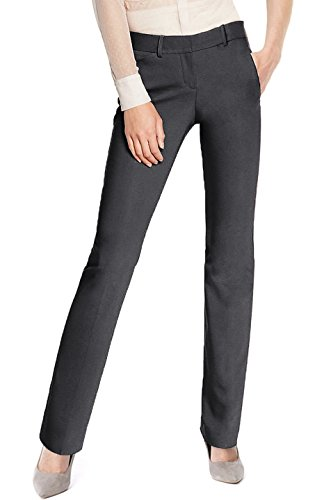 Charcoal Gray Dress Pants - 7
