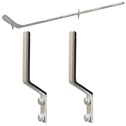 YYST Hockey Stick Wall Rack Wall Mount for
