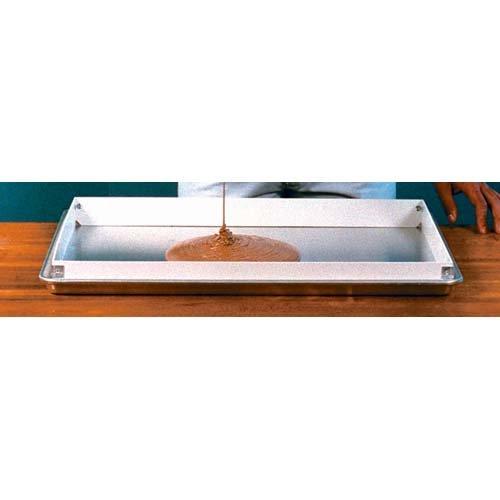 Molded Fiberglass 176223 Full-Size Fiberglass Sheet Pan Extender - Divided in 24 Sections