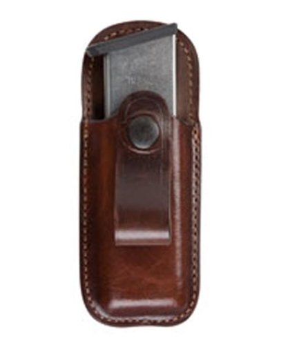 Bianchi Russet Size 2 21 Single Magazine Pouch Fits Sigarms P226 9Mm/.40