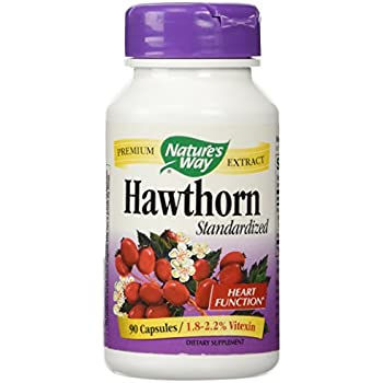 Hawthorn Standardized Extract - 90 - Capsule