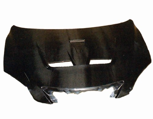 Mazda 3 Carbon Fiber Hood - 4