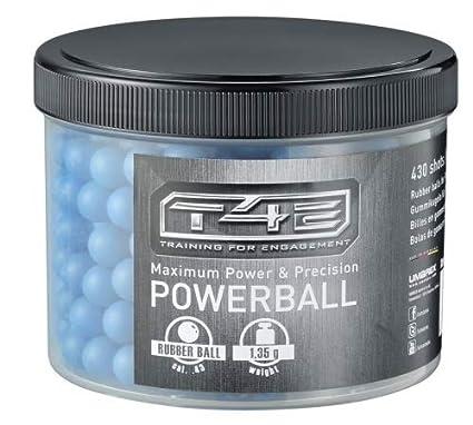 T4E Rubberballs Cal.50 Gummigeschosse 100 Stück ideal für HDR
