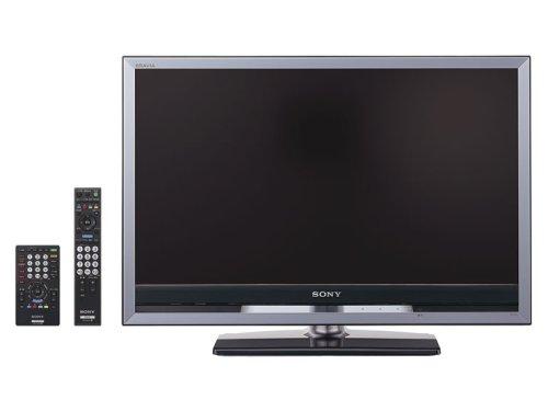 ソニー 32V型 液晶 テレビ ブラビア KDL-32F1-S ハイビジョン   2008年モデル   B0015BKUU8