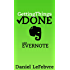 Getting Things Done with Evernote