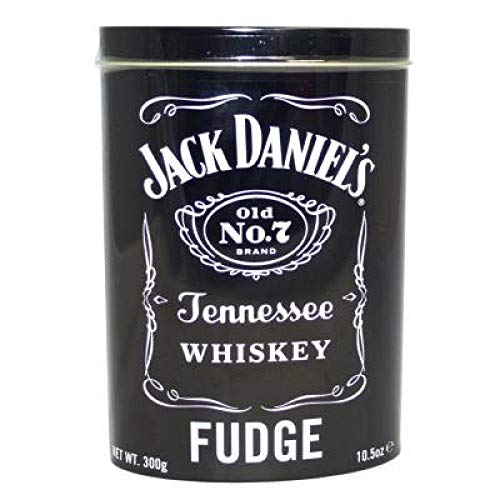 Gardiners of Scotland, Jack Daniel's Tennessee Whiskey Fudge Tin, 10.5 Ounce by Gardiners of Scotland