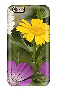 Forever Collectibles Earth Flower Hard Snap-on Iphone 6 Case