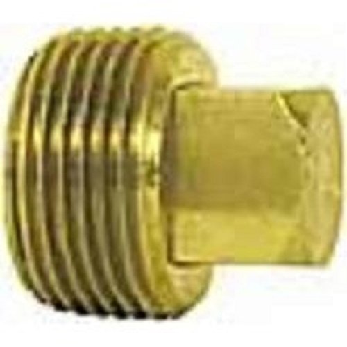 Imperial 90307-2 Brass Pipe Plug Sq Hd 1/4 (Pack of 15)