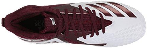 Adidas Missfoster X Kol Mitten Cleat Vit / Rödbrunt / Rödbrunt