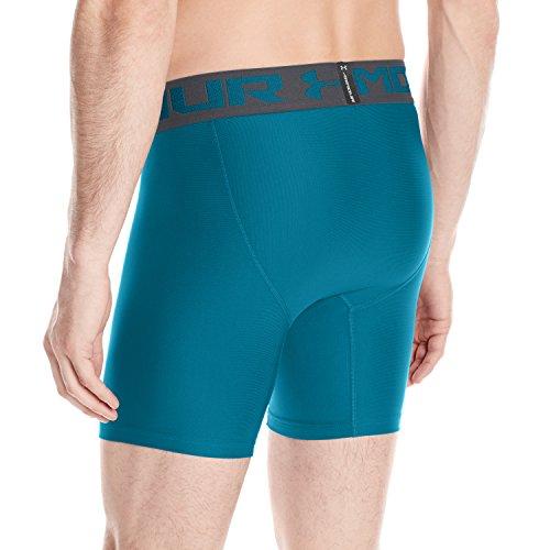Null Hombre Under Comp Pantalones 2 Deportivos Null Cortos Short Armour Hg Azul 0 zvazw