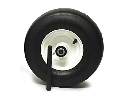 (MowerPartsGroup (1) Walker Pneumatic Tire Assembly 13x6.50-6 Replaces 5035, 5035-1, 5036)