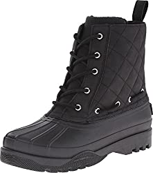Sperry Top-Sider Women's Gosling Black Boot 5 M (B)
