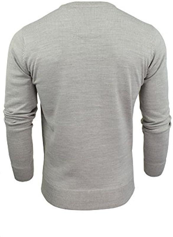 Męski sweter z okrągłym dekoltem od Brave Soul: Odzież
