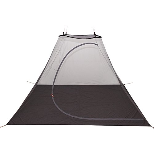 Anti-mosquito Net Tent Canopy 4-persons Gray from Nylon Mesh