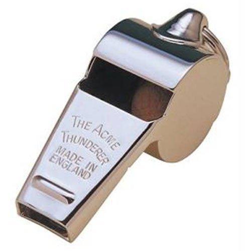 Acme 59.5 Thunderer Whistle Medium Tapered Mouth Piece