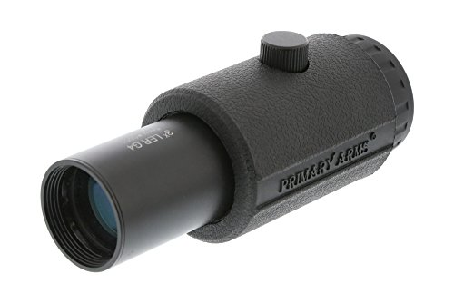 Primary Arms 3X Red Dot Sight Magnifier (Gen IV) - Long Eye Relief and Wide Field of View (Best Red Dot Magnifier For The Money)