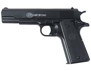 Nfl Airsoft Pistola Colt 1911 a1 h.p.a. (Joule <0,5) con un tobogán de metal
