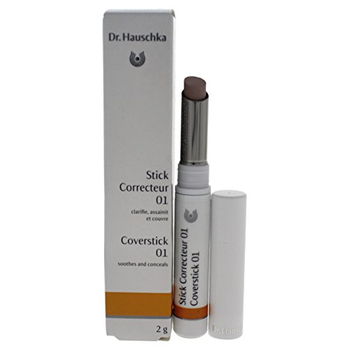 Dr. Hauschka Cover Stick Concealer for Women, # 01 Natural, 0.07 (Dr Hauschka Cover Stick)