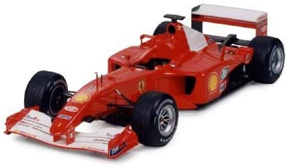 Tamiya 300020052 1 20 Ferrari F1 2001 V10 1 2 Originalgetreue Nachbildung Modellbau Plastik Bausatz Basteln Hobby Kleben Plastikbausatz Zusammenbauen Unlackiert Amazon De Spielzeug