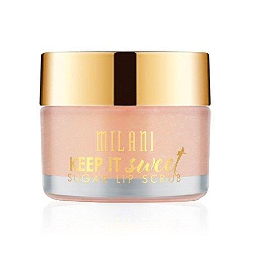 Milani Keep It Sweet Sugar Lip Scrub, 0.42 Oz (Pack of 2)