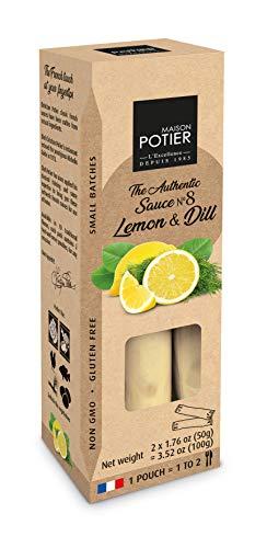 lemon dill sauce - 9