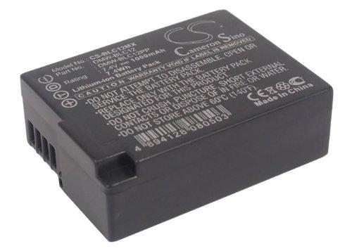 1000 mAh交換用バッテリーPanasonic Lumix DMC - dmc-fz200、Lumix DMC - dmc-gh2   B017PDGYAE