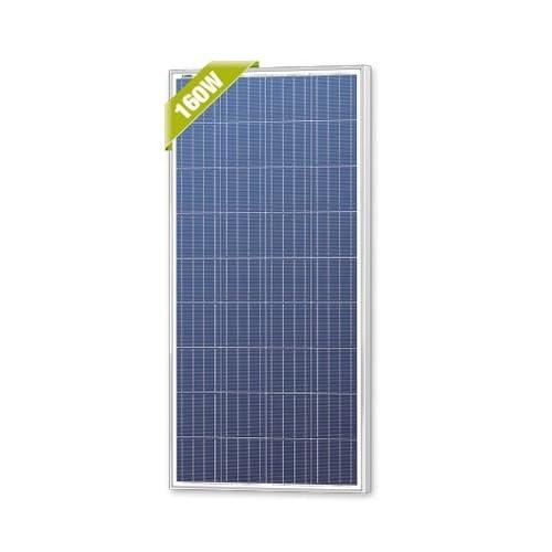 Newpowa 160 Watt 160W 12V Solar Panel High...