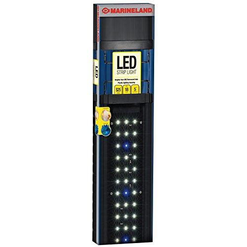 Marineland ML90620 Reef LED Strip Light, 18-Inch (Marineland Light Aquarium Timer)