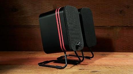 Audyssey Lower East Side media Speakers Altavoces PC/Estaciones MP3: Amazon.es: Electrónica