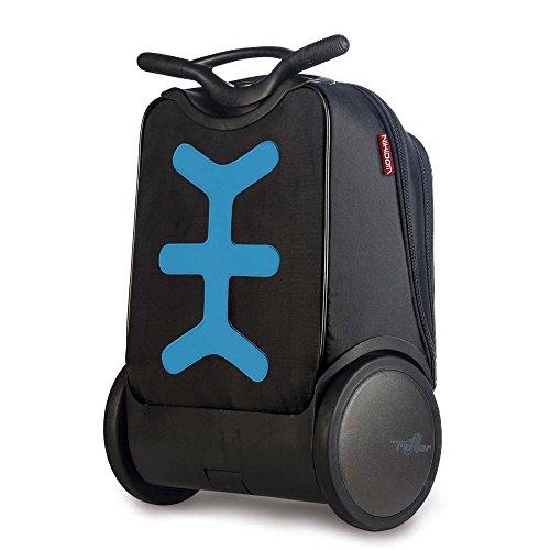 Nikidom XL Kaleido Troller, Multicolor, Talla Única azul
