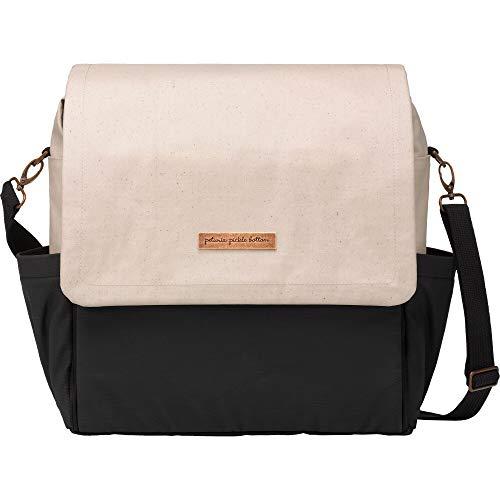 Glazed Money Clip - Petunia Pickle Bottom Boxy Backpack, Birch/Black