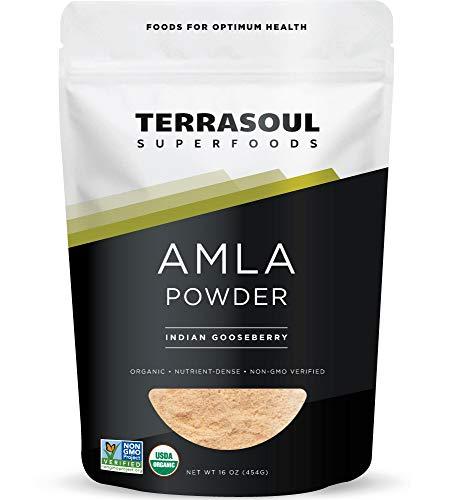 organic amla powder - 1