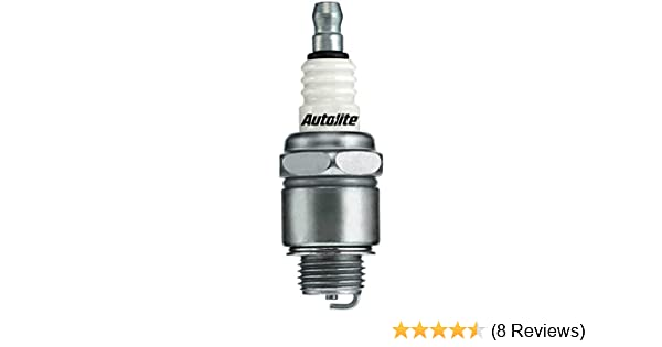 Amazon.com: Autolite 456 Copper Non-Resistor Spark Plug, Pack of 1: Automotive