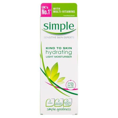 Simple Hydrating Light Moisturiser 77094 125ml
