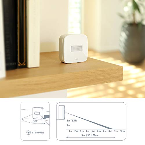 Eve Motion - Apple HomeKit Smart Home Motion Sensor for Triggering Accessories and Scenes