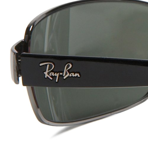 d6ec3ba774 Ray-ban 3364 Gunmetal 004 58 Polarised Large 62mm