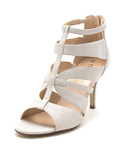 Open Toe Sandals Casual LL Silver Unisa Jadzia Womens Strappy qfwxvCFE1