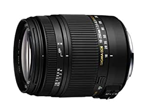 Sigma 18-250mm f/3.5-6.3 DC OS HSM IF Lens for Sony Digital SLR Cameras