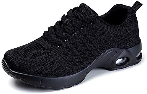 Women's Running Shoes Breathable Air Cushion Sneakers 1